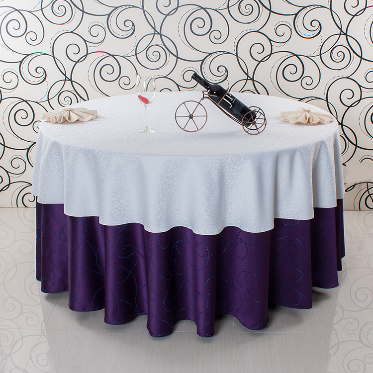 Fancy Table Cloth for restaurant